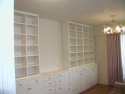本棚を制作しました。